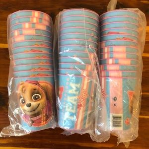 Nickelodeon | Paw Patrol Skye Plastic Party Cups